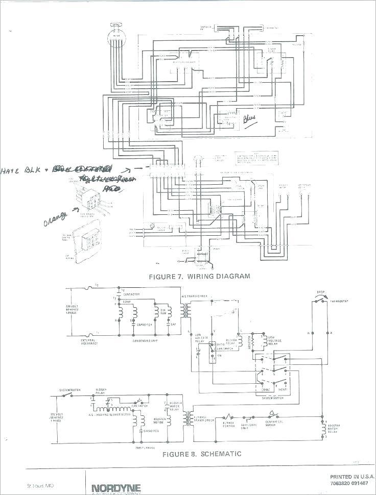 WL 8440 Wiring Diagram As Well As Ruud Furnace Wiring