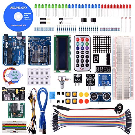 Awe Inspiring Amazon Com Kuman K4 Us For Arduino Project Complete Starter Kit Wiring Cloud Licukshollocom