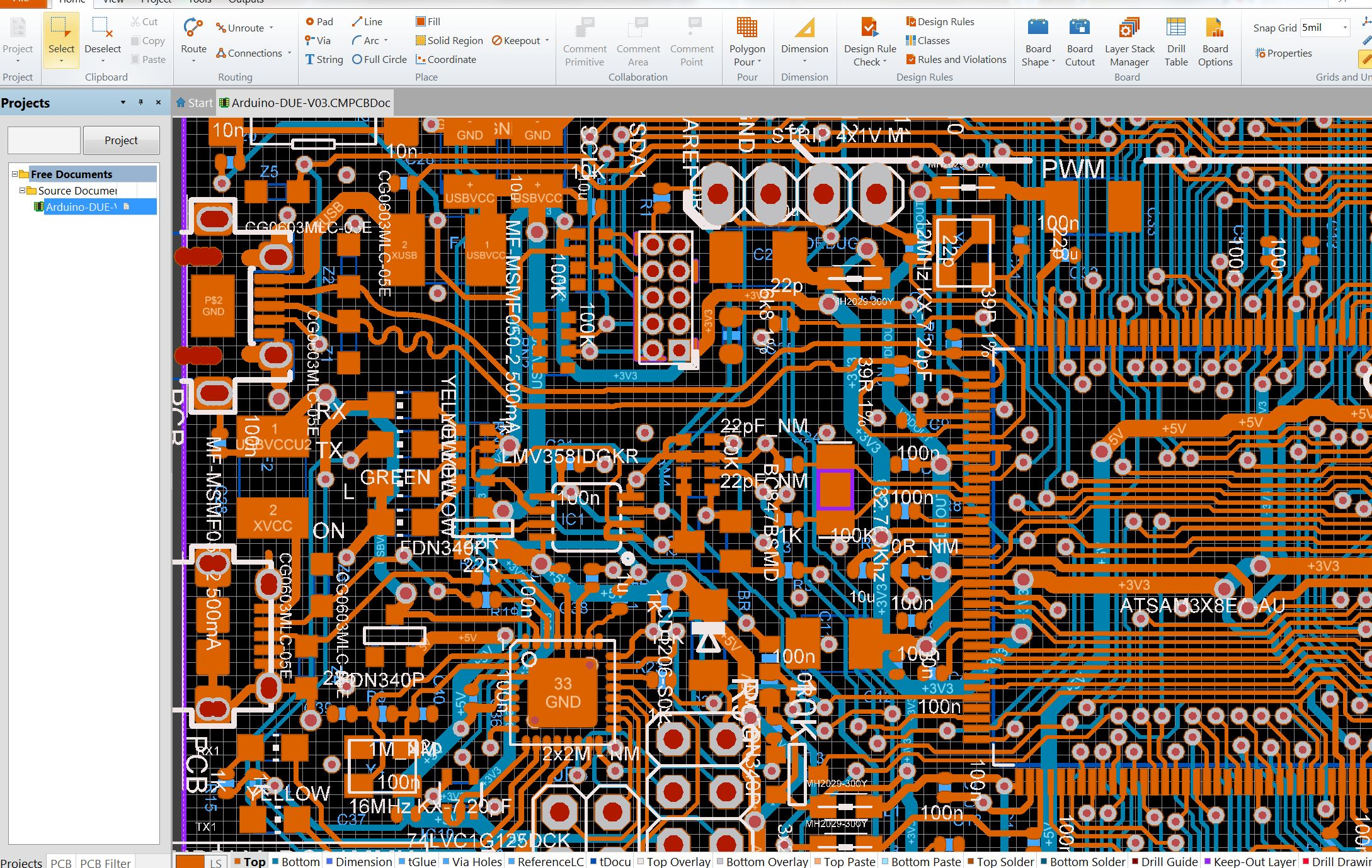 Yv 3018 Freeware Download Circuit Maker Pcb Design
