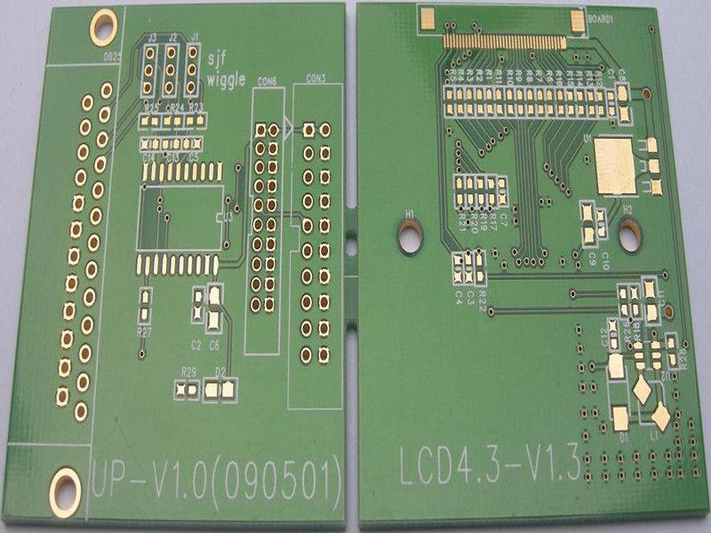 Tremendous Professional Fr4 Blank Pcb Prototype Fabrication 94V 0 Circuit Wiring Cloud Hemtegremohammedshrineorg