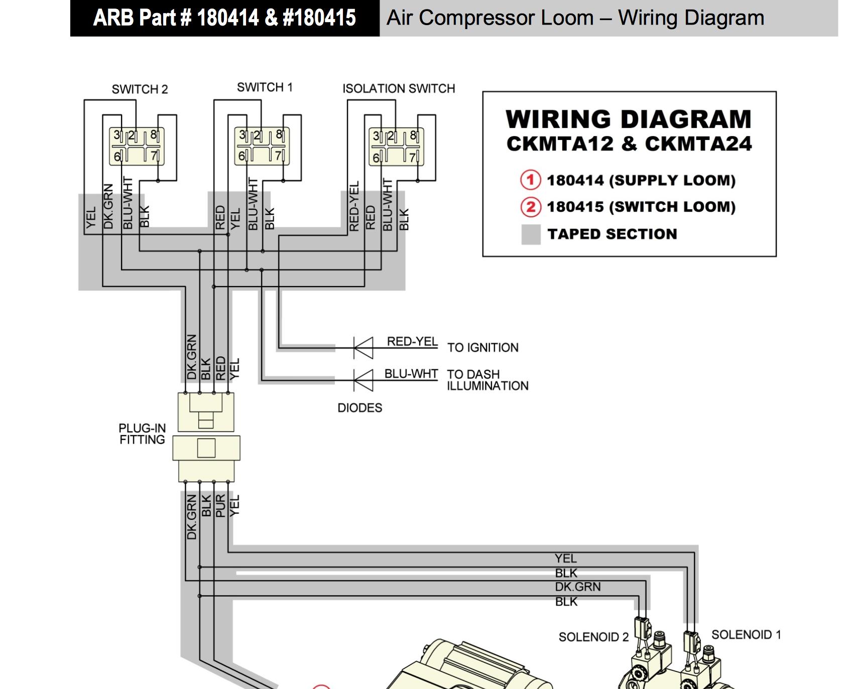 [NRIO_4796]   Arb Air Compressor Wiring Diagram - Led Tail Light Wiring Diagram 07  Polaris for Wiring Diagram Schematics | Arb Compressor Wiring Diagram |  | Wiring Diagram Schematics