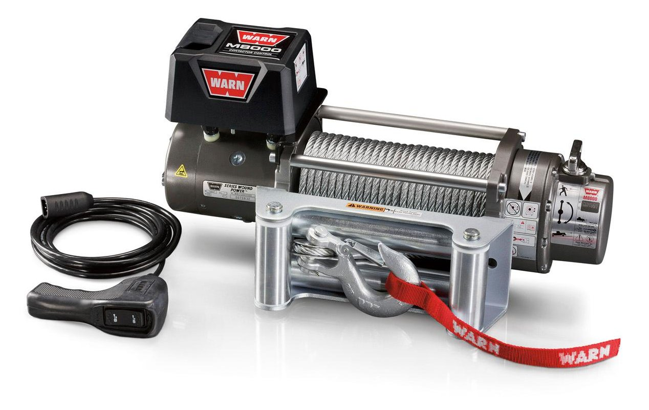 Fine The Warn M8000 And M8 Winch Buyers Guide Roundforge Wiring Cloud Xortanetembamohammedshrineorg