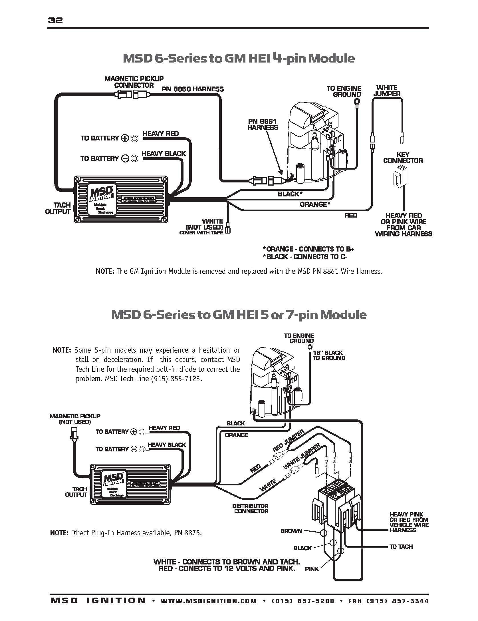 Incredible Msd Hei Distributor Wiring Diagram On 1955 Cadillac Wiring Diagram Wiring Cloud Dulfrecoveryedborg