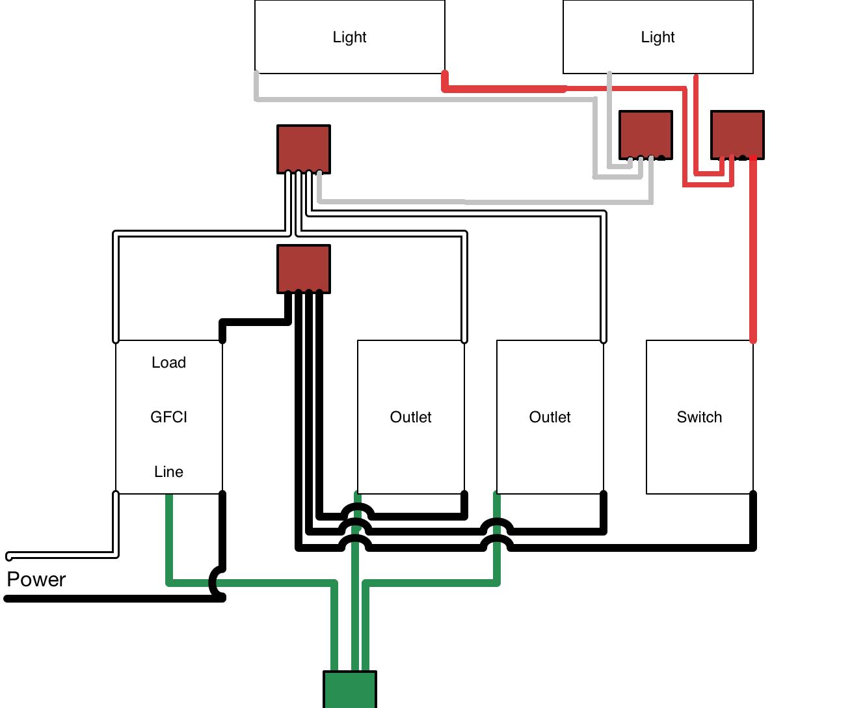 [SODI_2457]    | Multiple Gfci Schematic Wiring Diagram |  |