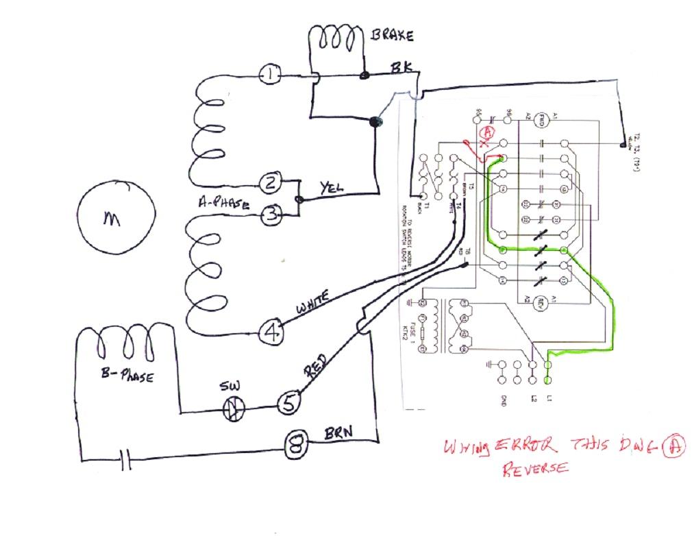 At 5569  Baldor Motor Wiring Connections Wiring Diagram