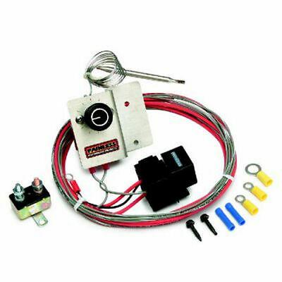 Marvelous Painless Wiring 30104 Adjustable Electric Fan Thermostat Kit Wiring Cloud Licukosporaidewilluminateatxorg