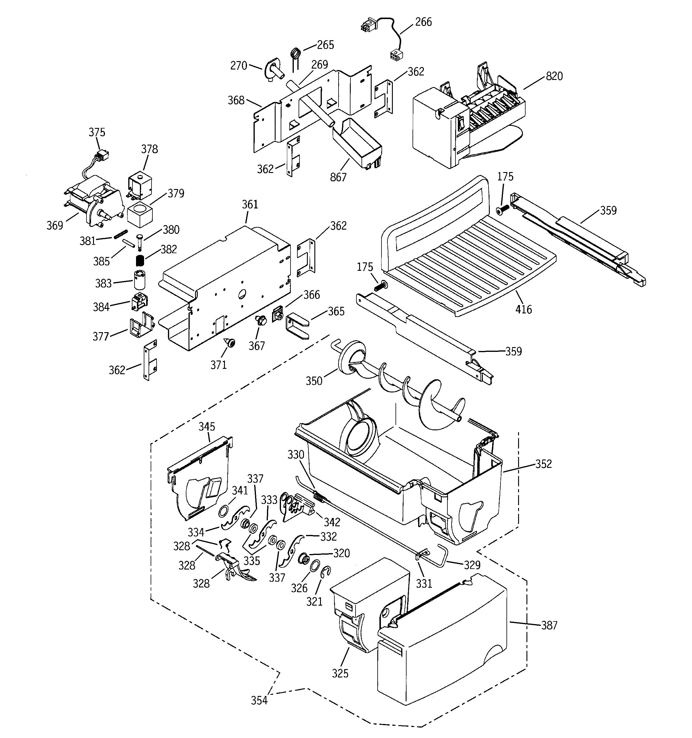 [SCHEMATICS_44OR]  Ge Profile Ice Maker Wiring - Wiring Diagrams | Sxs Ge Fridge Ice Maker Wiring Diagram |  | bite.sea.lesvignoblesguimberteau.fr