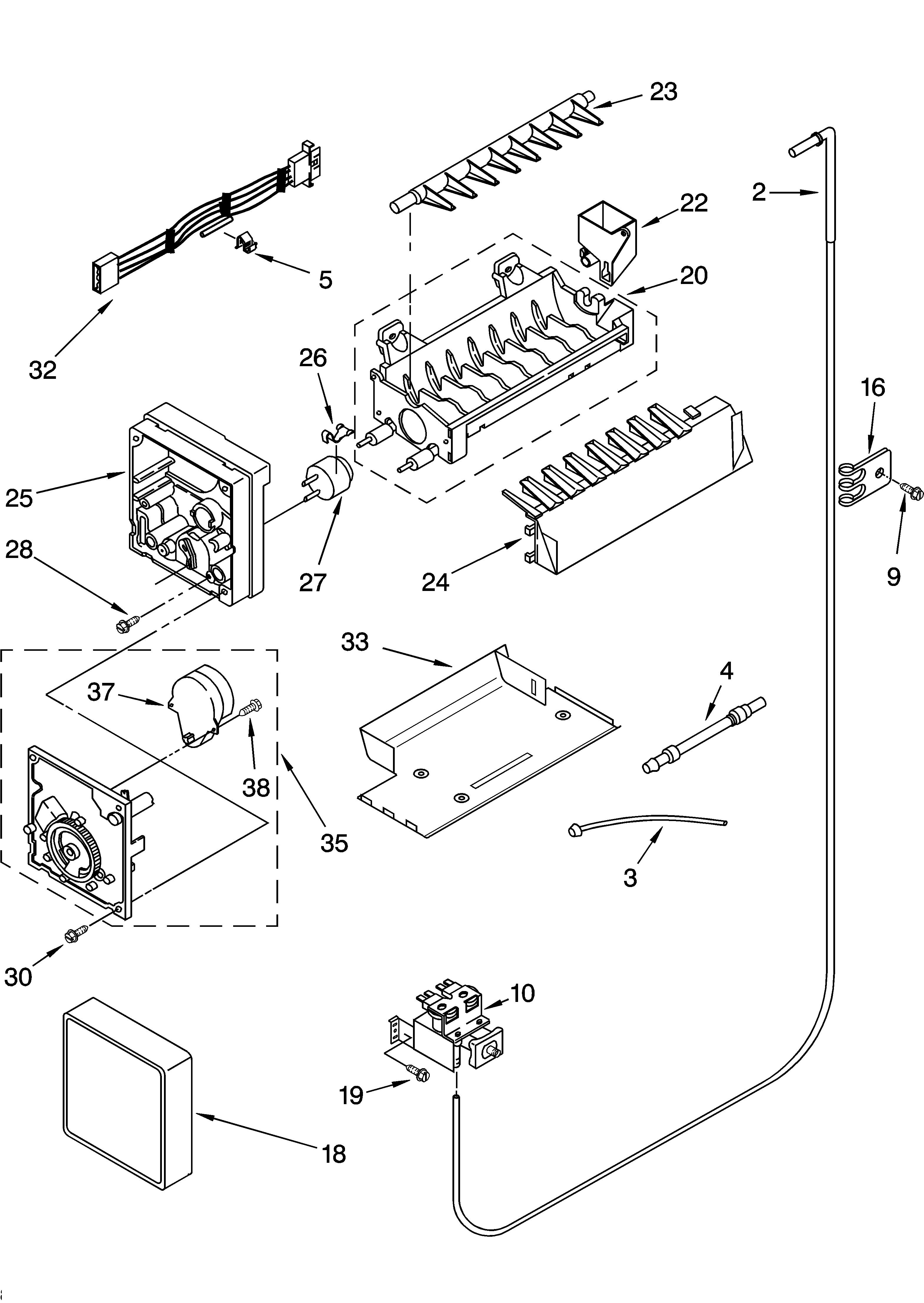 LG_1303] Kitchenaid Refrigerator Wiring Schematic Download DiagramLotap Rdona Lacu Omen Over Vira Mohammedshrine Librar Wiring 101