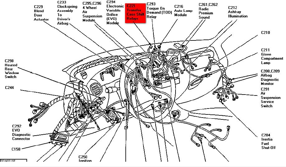 Ag 0231 1997 F250 Wiring Diagram Door Wiring Diagram