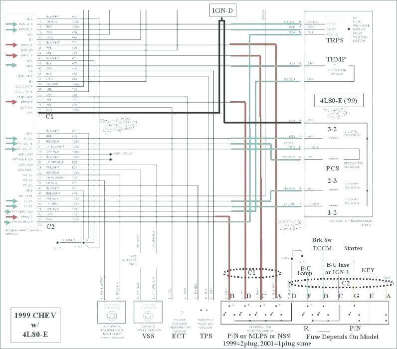 1993 Mins N14 Wiring Diagram