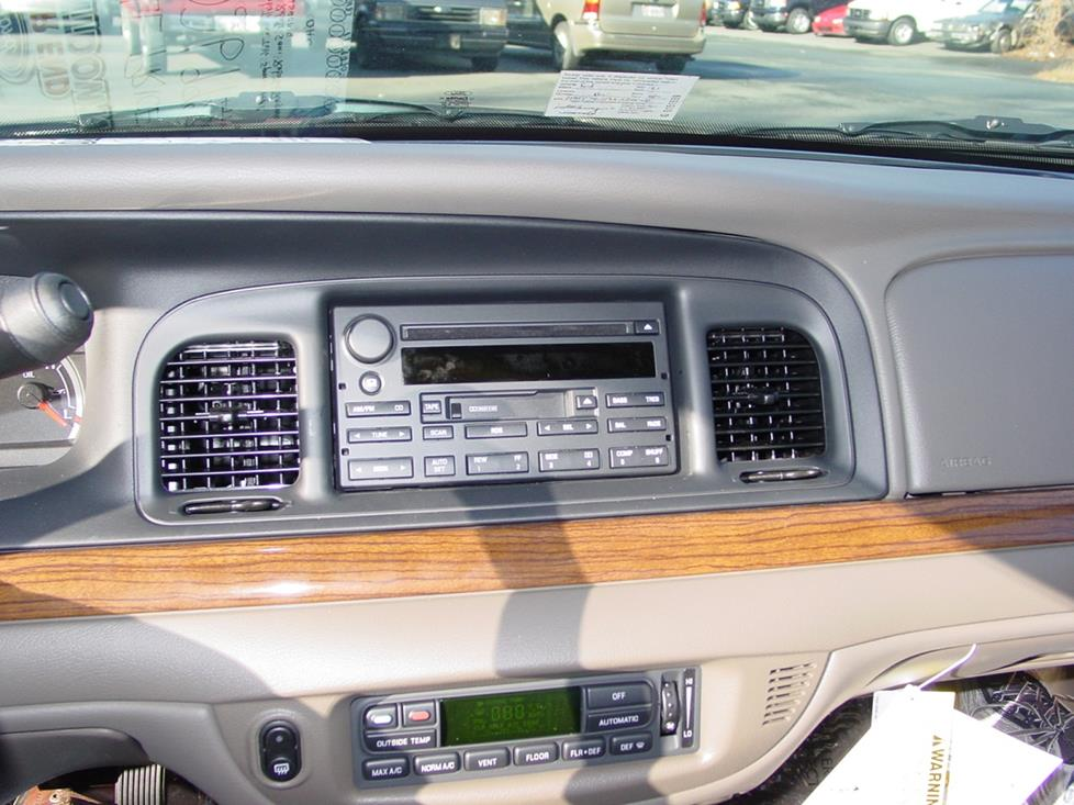 Superb 2003 2011 Ford Crown Victoria And Mercury Grand Marquis Car Audio Wiring Cloud Hemtegremohammedshrineorg