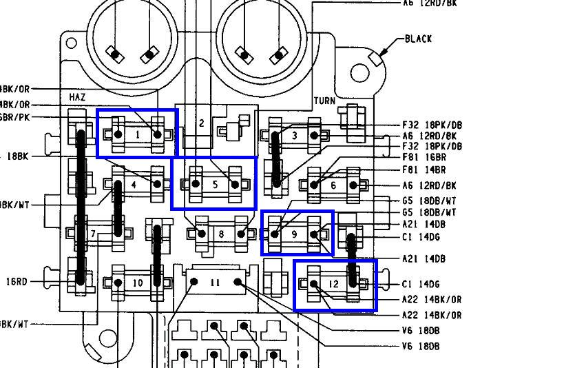 EV_7289] Jeep Wrangler Yj Fuse Box Schematic WiringViewor Xolia Weasi Heeve Mohammedshrine Librar Wiring 101
