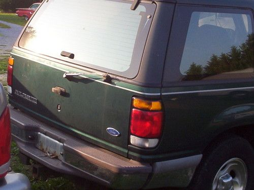 Phenomenal Sell Used 1996 Ford Explorer Xlt Suv 4 0L V6 Automatic Transmission Wiring Cloud Hisonepsysticxongrecoveryedborg