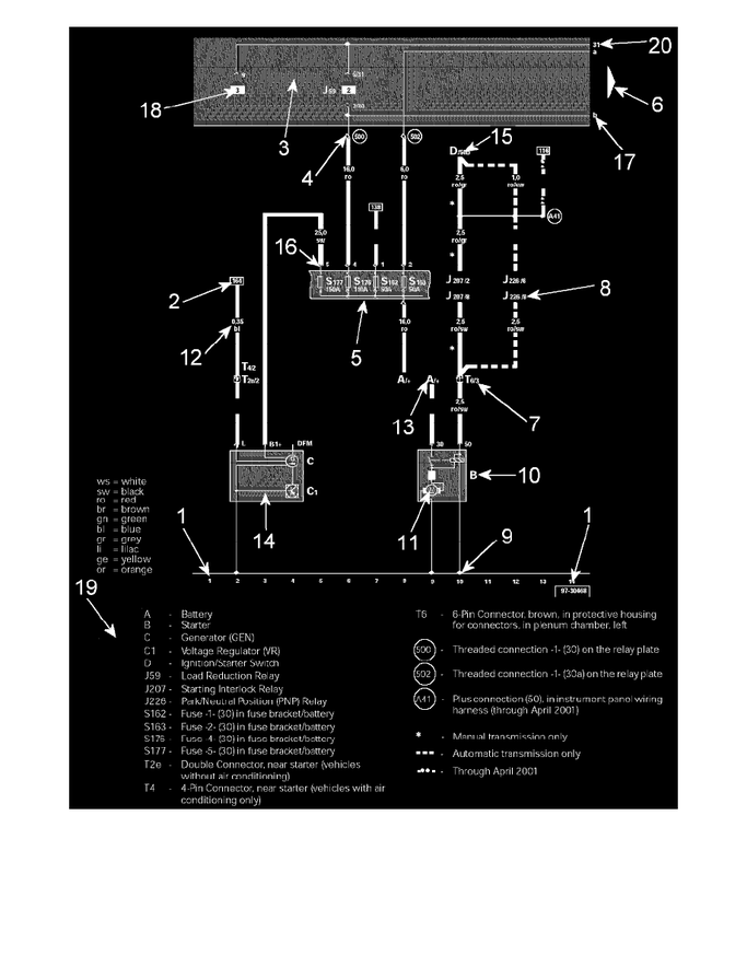 [DIAGRAM_38DE]  CO_0405] Vw Touareg Wiring Diagrams Vw Free Engine Image For User Manual  Schematic Wiring | Free 97 Volkswagen Jetta Starter Wiring Diagram |  | Www Mohammedshrine Librar Wiring 101