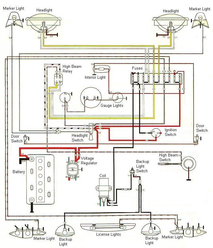 1970 vw karmann ghia wiring diagram zg 1597  1971 karmann ghia wiring diagram on 1958 karmann ghia  wiring diagram on 1958 karmann ghia