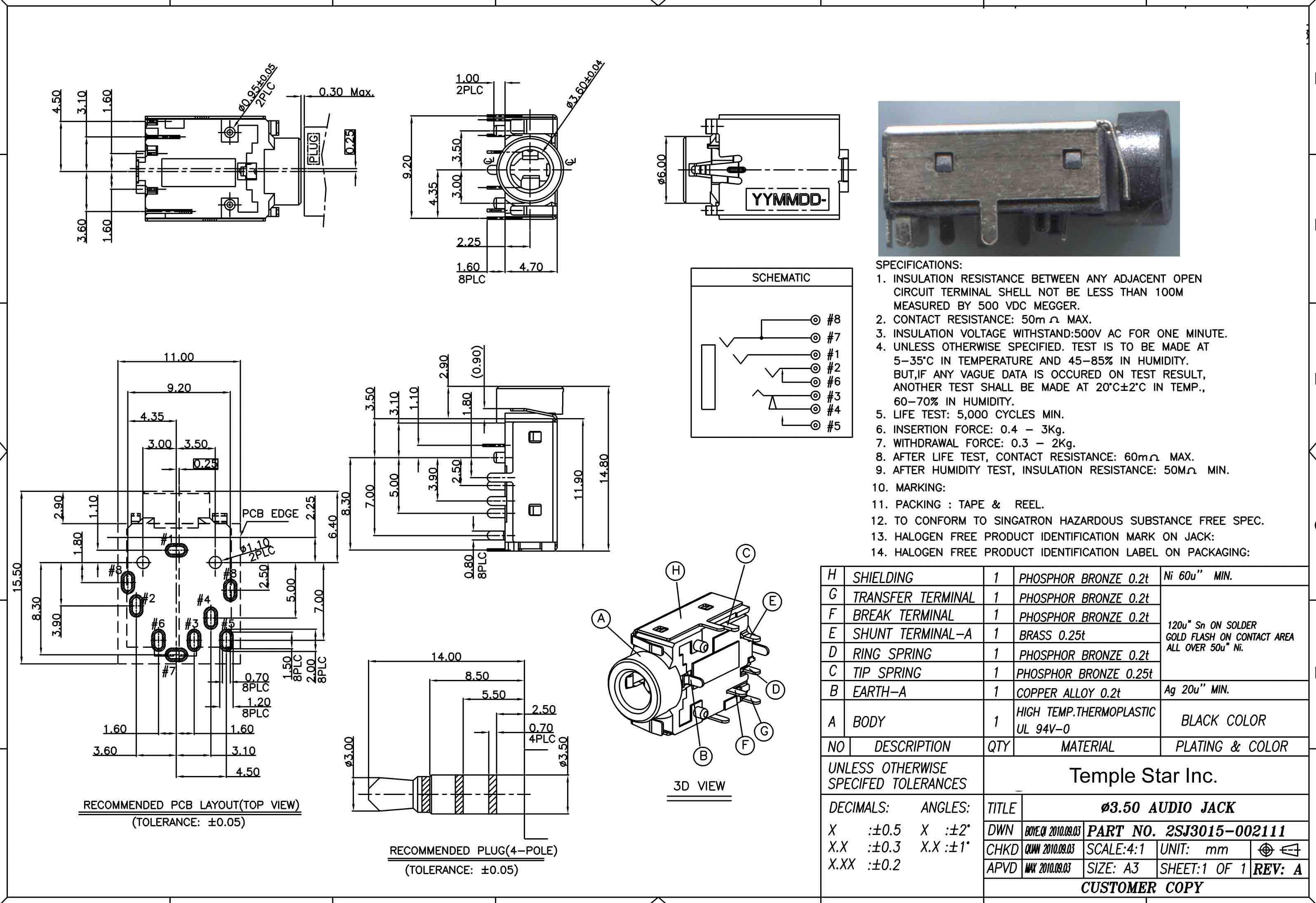 Mv 4435 Mm Headphone Jack Diagram Also Diagram For 2002 3 5 Mm Stereo