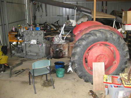 Swell Daves Ferguson Fe35 And Massey Ferguson 35 Vintage Tractor Engineer Wiring Cloud Overrenstrafr09Org
