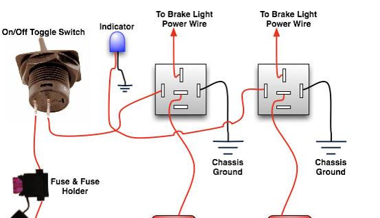 Strange Installing A Rear Brake Light Kill Switch Top Forum Picks Oznium Wiring Cloud Ymoonsalvmohammedshrineorg