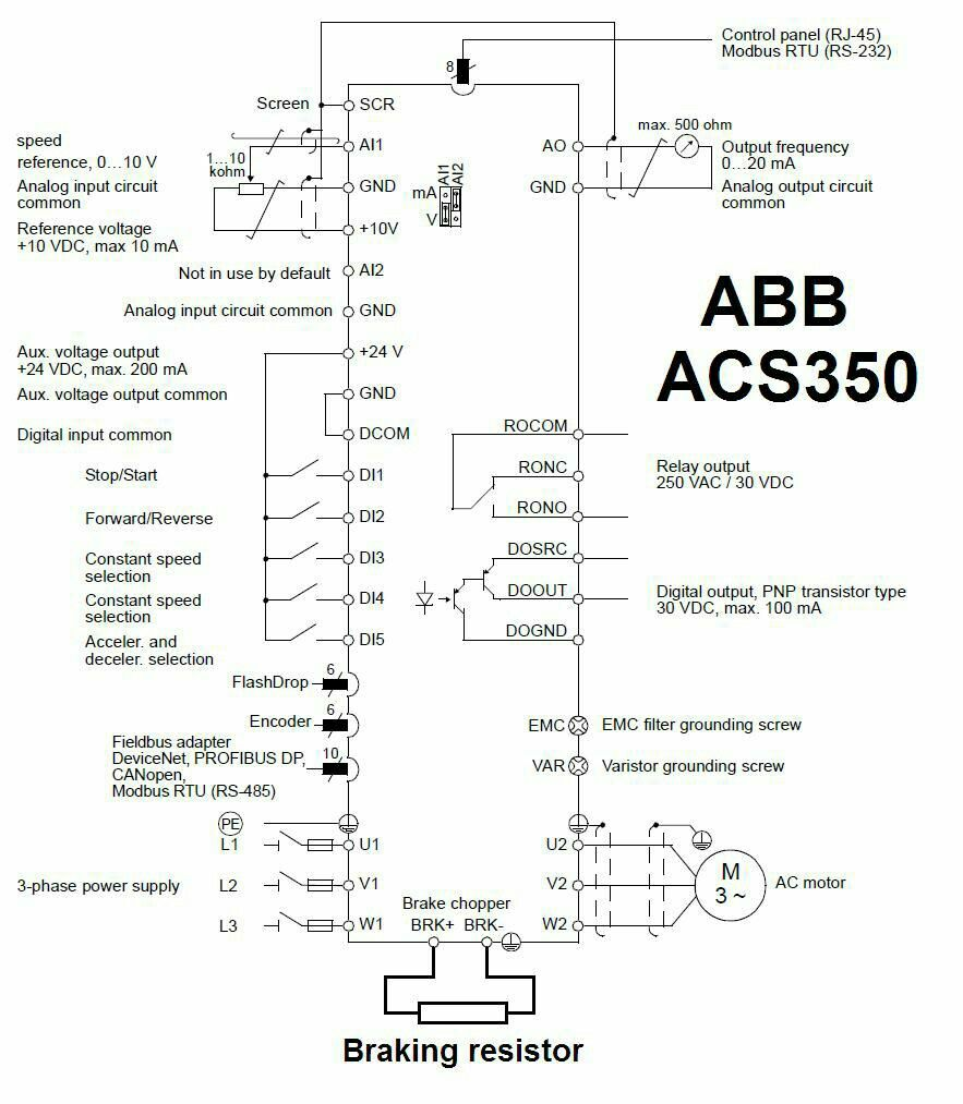 Fo 9909 Abb Dc Motor Wiring Diagram Motor Repalcement Parts And