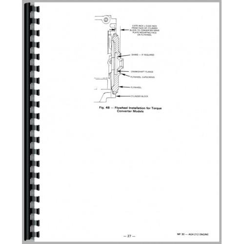 Fantastic To 30 Manual Ferguson Wiring Cloud Domeilariaidewilluminateatxorg