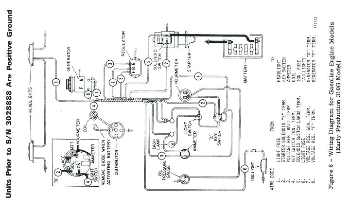 Massey Ferguson 165 Voltage Regulator Wiring Diagram