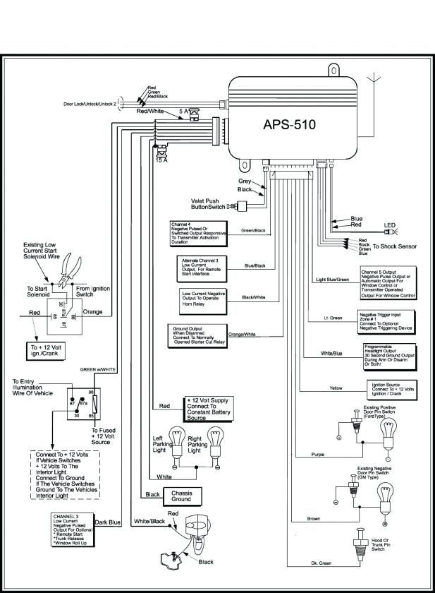 viper 3305v wiring diagram - data wiring diagrams  lyme – make lymonade