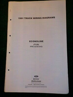 Hb 7996 1991 Ford E250 Wiring Diagram Download Diagram
