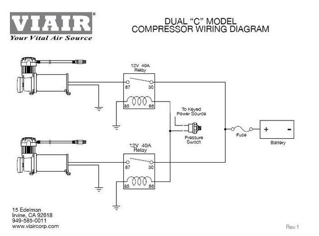 Air Compressor 12 Volt Solenoid Wiring Diagram Wiring Diagram Carling Schematics Sources Lalu Decorresine It