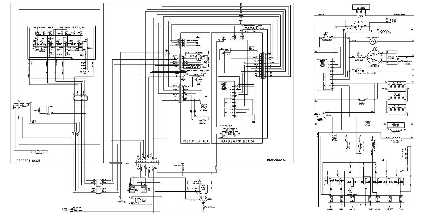 Hussman Wiring Diagram