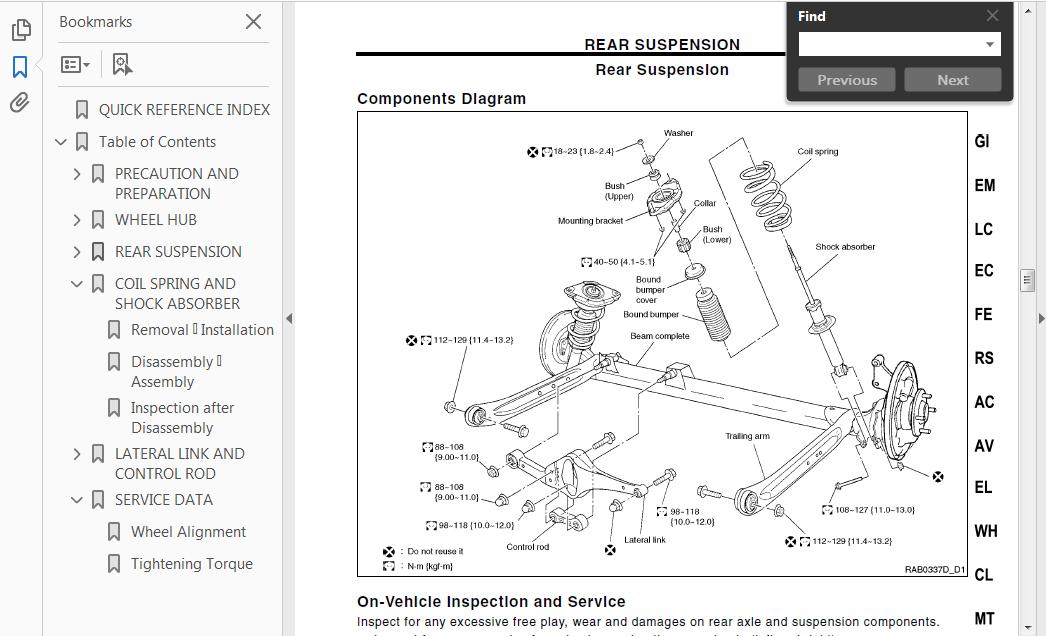 Astounding Workshop Manual Service Repair Guide For Nissan Almera 2000 2006 Wiring Cloud Genionhyedimohammedshrineorg