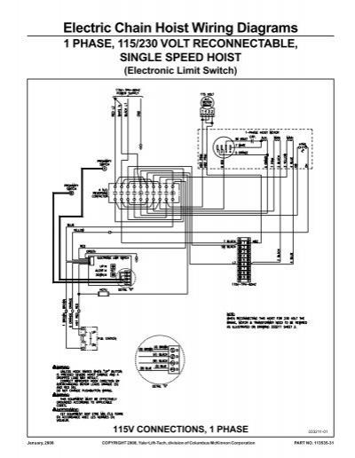 lx torana wiring diagram hk 4075  electric chain hoist wiring diagram download diagram  electric chain hoist wiring diagram