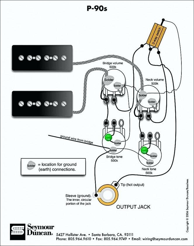 Ca 6638  For Seymour Duncan Tele Pickup Wiring Diagrams Schematic Wiring