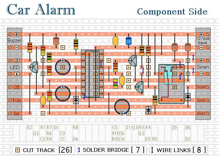 repeller car alarm wiring diagram  rinnai wiring diagram