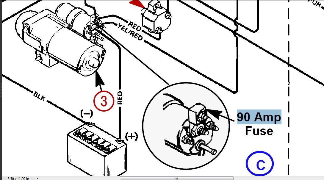 Mercruiser Fuse Box - Wiring Diagram point bike-rotate -  bike-rotate.lauragiustibijoux.it | Bayliner Starter Wiring Diagram |  | Laura Giusti Bijoux