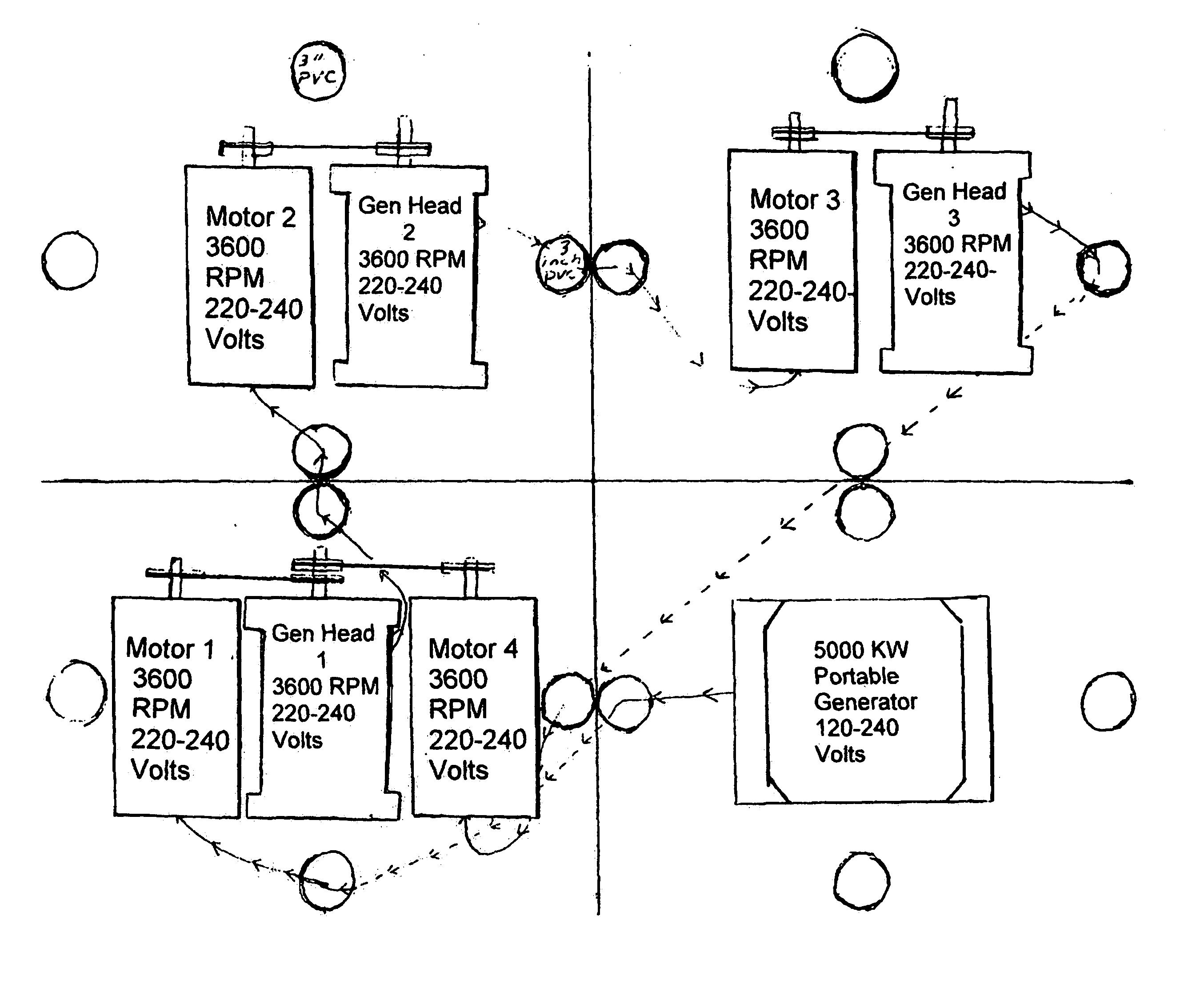 Cool Patent Us20100033047 Flavell Home Electric Generation System Wiring Cloud Lukepaidewilluminateatxorg