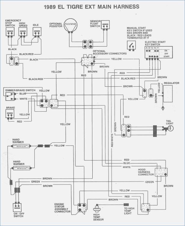 Polaris Cdi Box Wiring Diagram   Sportsman 90 Wiring Diagram      brainstudy.info