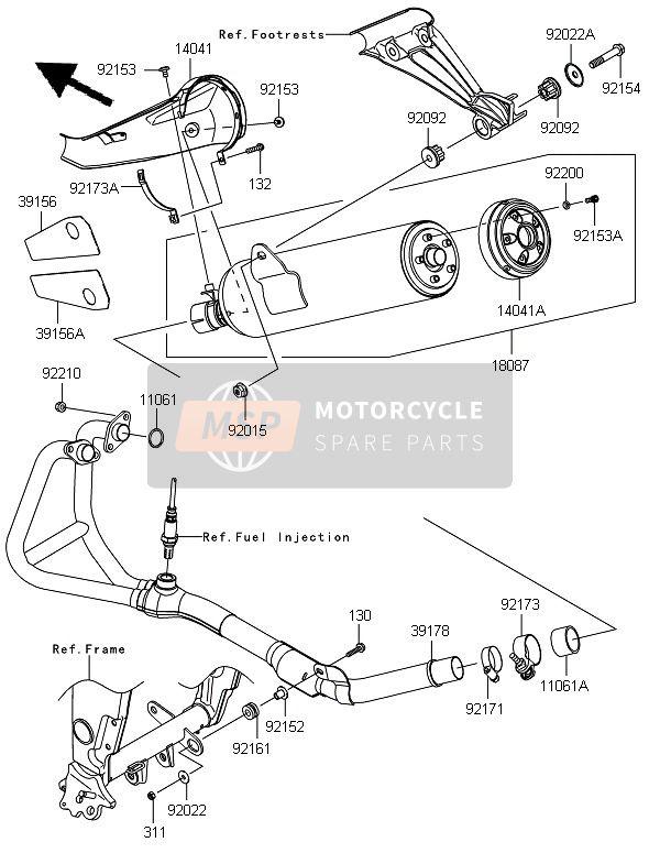 Best View Of Katalog Spare Part Kawasaki Ninja Rr And