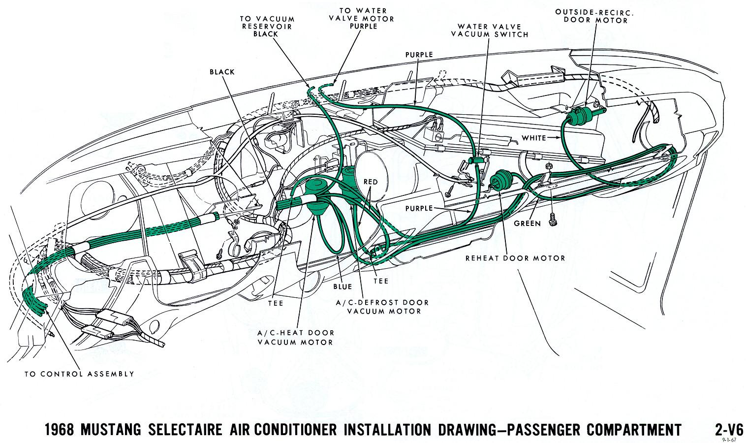 Admirable 1968 Mustang Tach Wiring Wiring Library Wiring Cloud Counpengheilarigresichrocarnosporgarnagrebsunhorelemohammedshrineorg