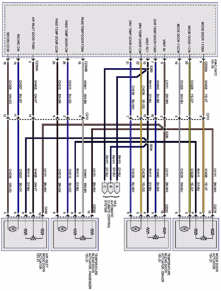 ford ac wiring diagrams ford a c wiring diagram wiring diagram data  ford a c wiring diagram wiring