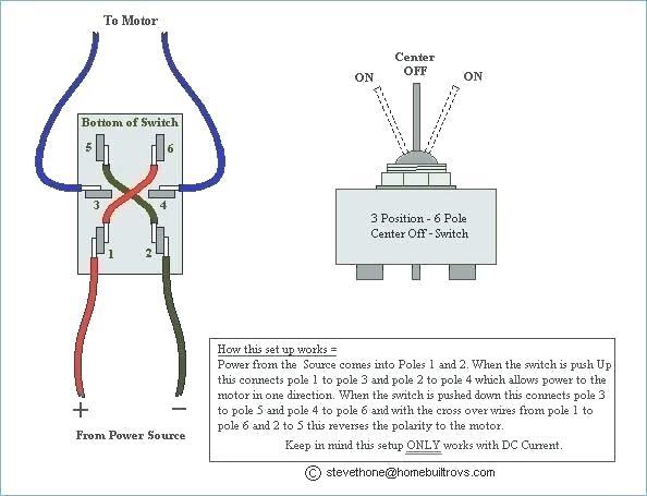go4552 double throw switch diagram on double pole switch