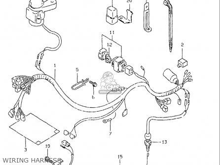 Bb 0025 Dr350 Wiring Diagram Schematic Wiring