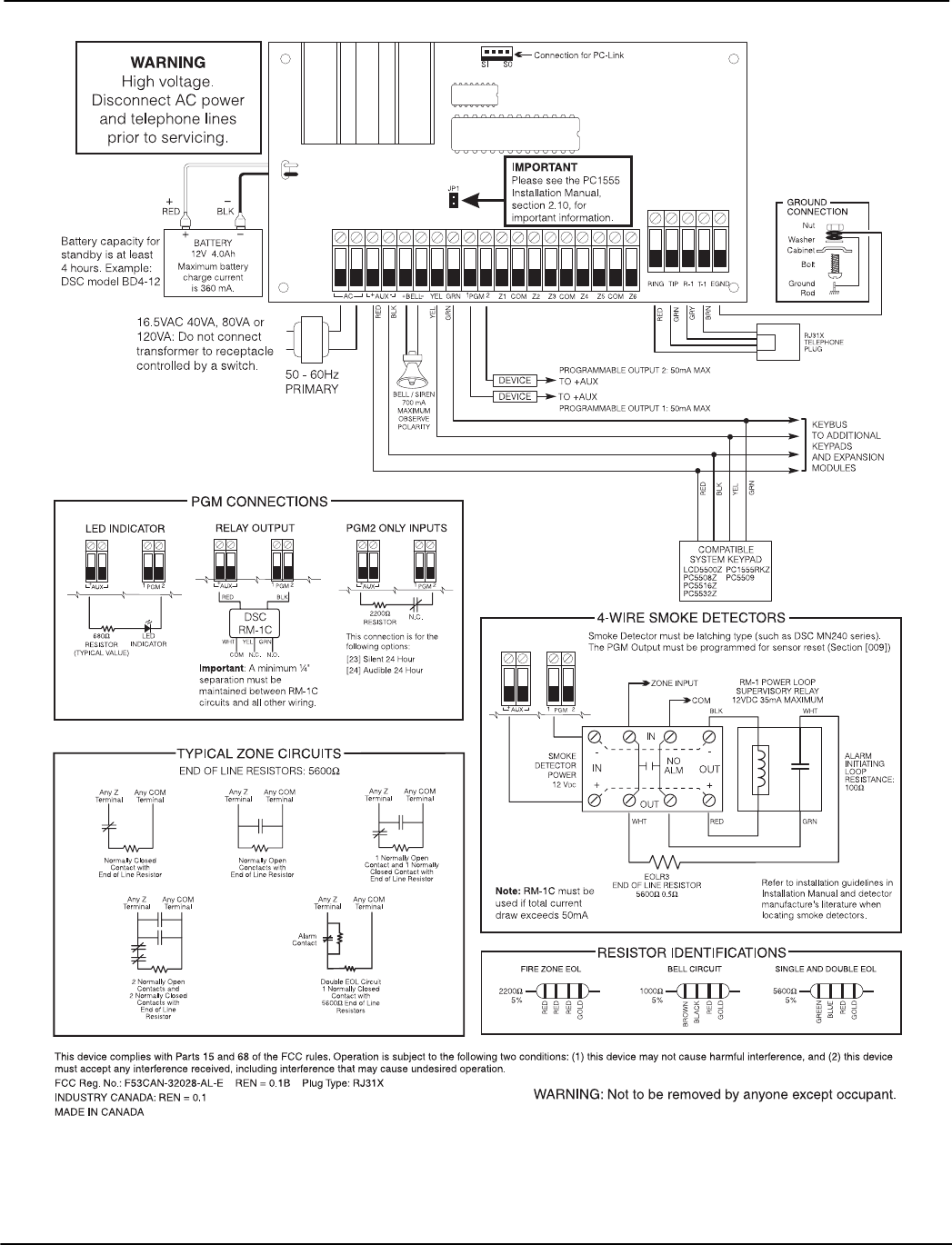 4 Wire Smoke Detector Wiring Diagram from static-resources.imageservice.cloud