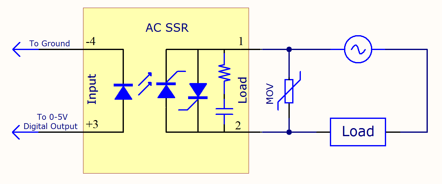 Remarkable Solid State Relay Primer Phidgets Support Wiring Cloud Licukshollocom