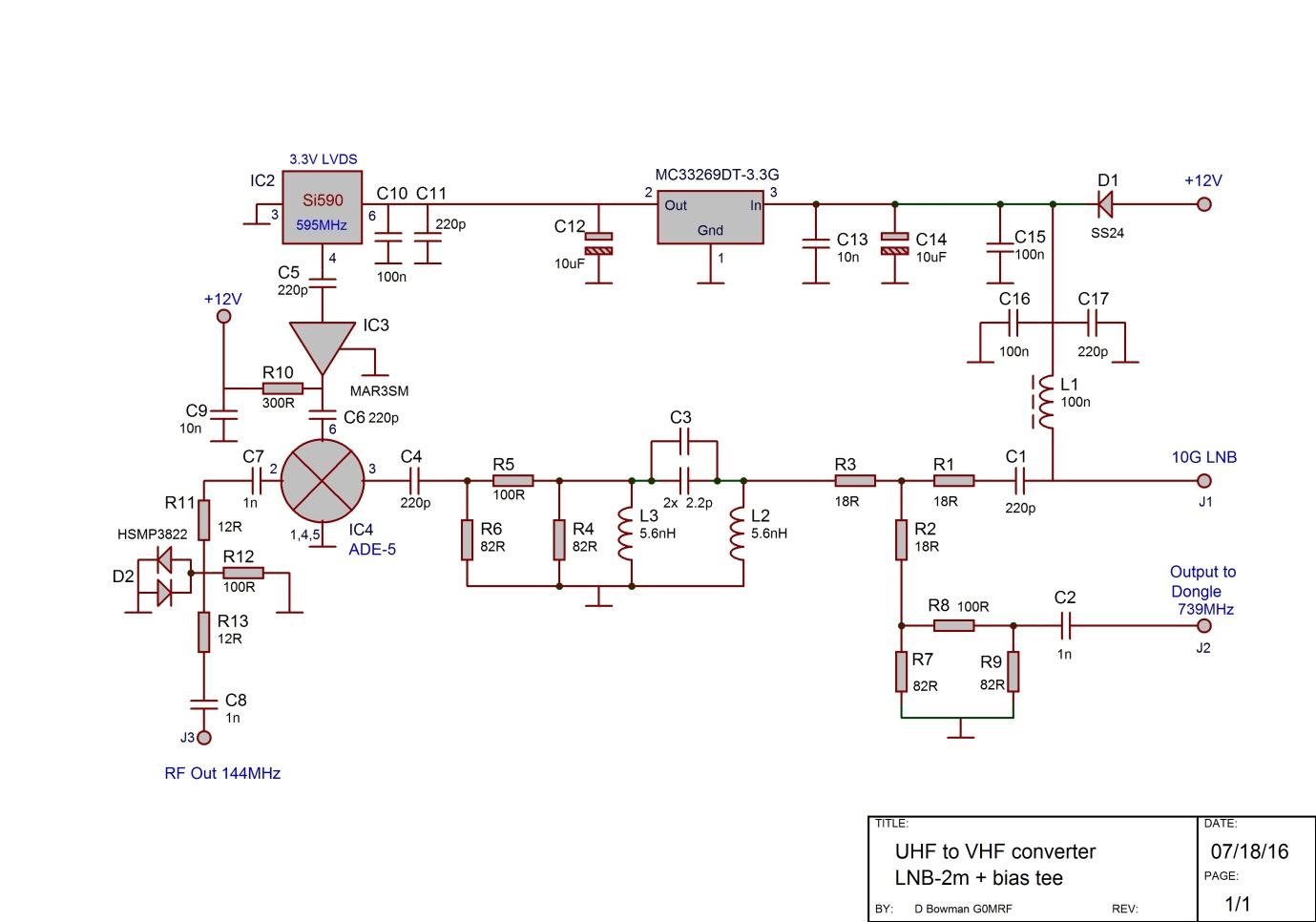 Stupendous Lnb Wiring Diagram Wiring Diagram B7 Wiring Cloud Eachirenstrafr09Org