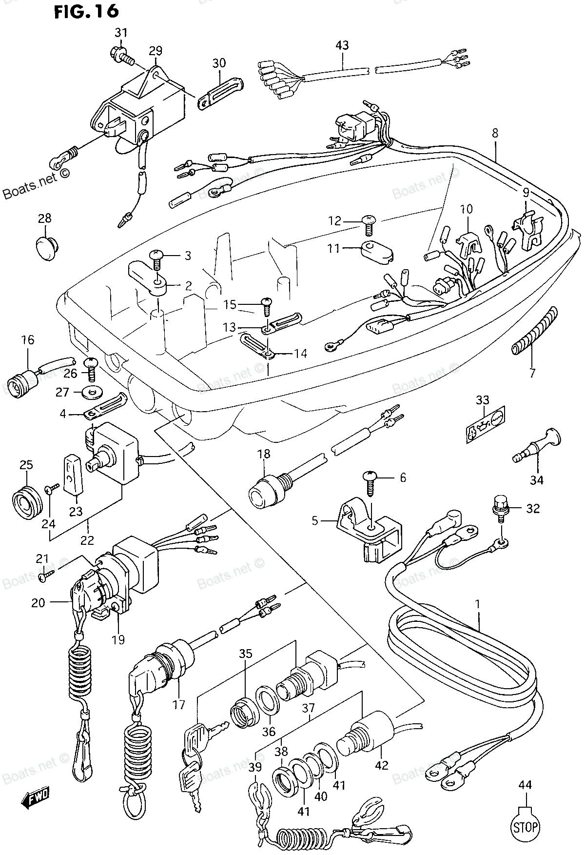 Dt25c Suzuki Wiring Schematic   Wiring Diagrams Fate last   Dt25c Suzuki Wiring Schematic      wiring diagram library