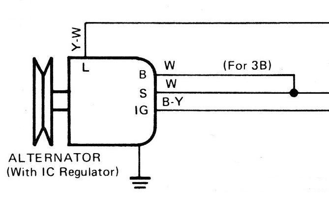 Strange Toyota 3B Wiring Diagram Box Wiring Diagram Wiring Cloud Hemtshollocom