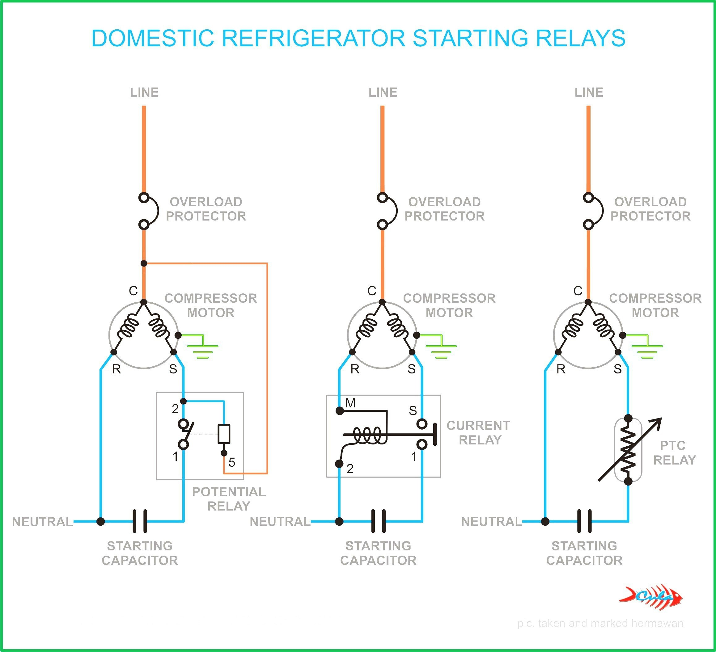 MR_8676] Ptc Relay Wiring Diagram Whirlpool Wiring DiagramDylit Lexor Rect Mohammedshrine Librar Wiring 101