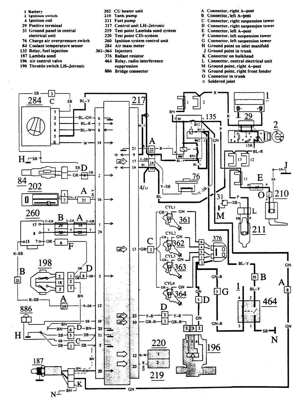 1985 Volvo Wiring Diagram 2016 Passat Stereo Wiring Diagram For Wiring Diagram Schematics