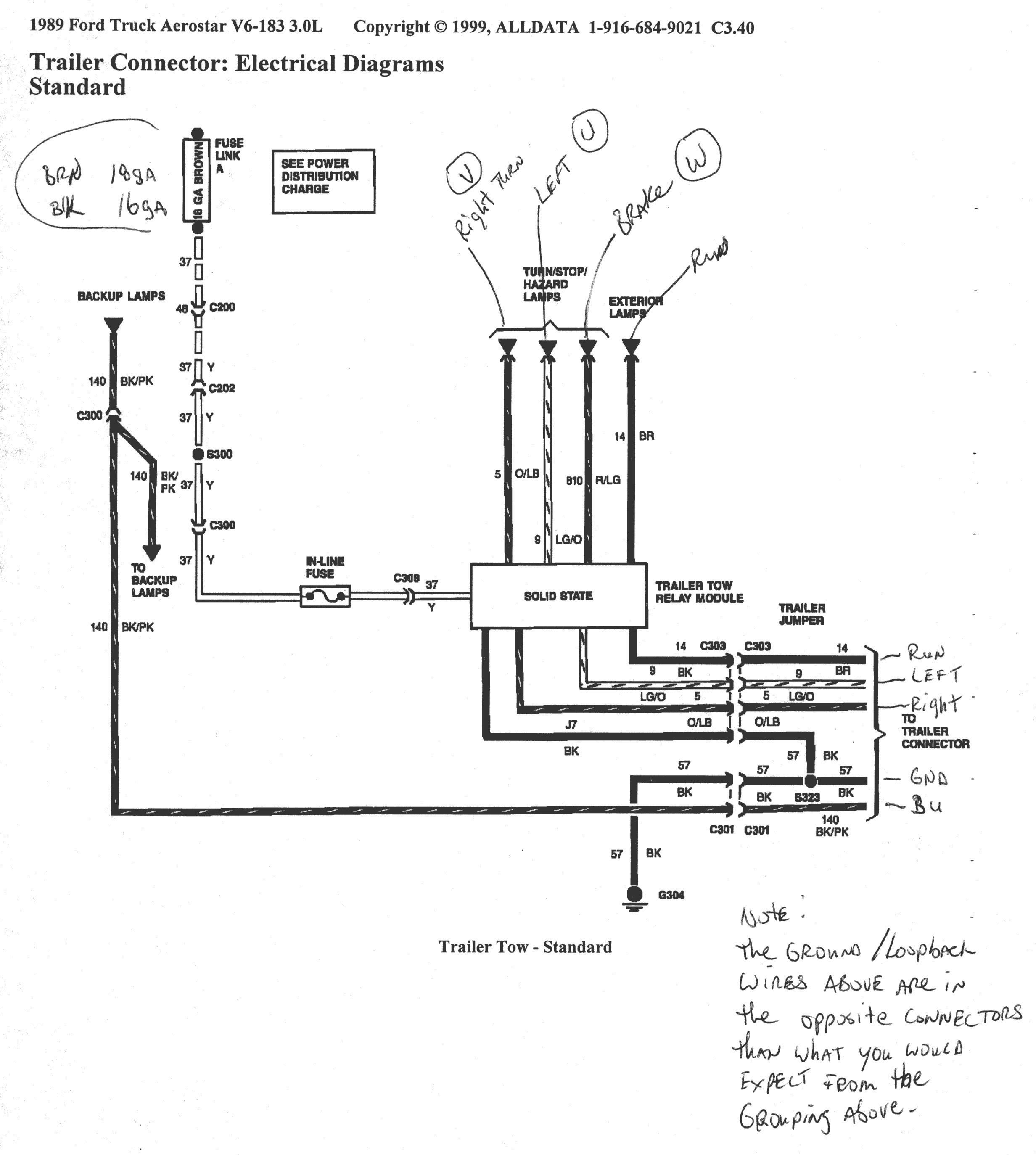 Mastercraft Boat Trailer Wiring Diagram