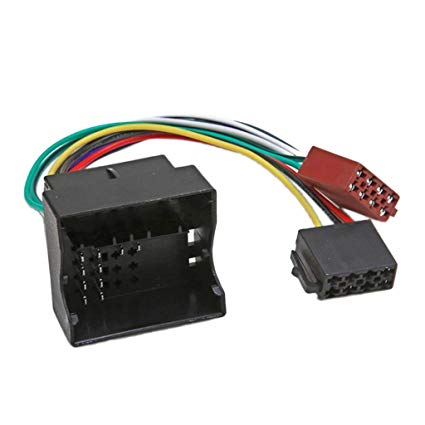 Swell Amazon Com Flameer Iso Wiring Harness Connector Adaptor Car Stereo Wiring Cloud Uslyletkolfr09Org